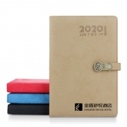2020商务年历笔记本 工作效率手册记录计划本 优秀员工奖品