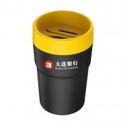 四合一多功能置物桶 零钱盒+纸巾盒+插卡器+垃圾桶 车载小礼品