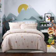 【迪士尼】床上用品四件套-愉粤米奇 公司员工生日礼品