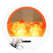 喜马拉雅水晶盐灯 蓝牙音箱负离子卧室空气净化创意小夜灯 最受欢迎小礼品