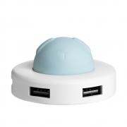 萌宠USB扩展器 4接口氛围小夜灯 定制创意礼品