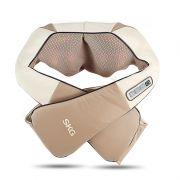 【SKG】按摩披肩肩颈按摩器 揉捏加热肩膀颈椎颈按摩仪4076 适合年会的小礼品