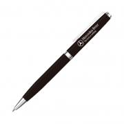 商务金属签字笔刻字0.7黑色转动中性笔 25元左右的礼品