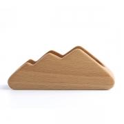 创意山形名片夹收纳盒 特色设计 活动礼品