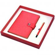 商务笔记本+签字笔两件套礼盒 实用小礼品有哪些