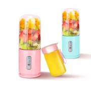 创意电动榨汁杯 便携式迷你榨汁杯 充电无线小型料理机 生活礼品定制
