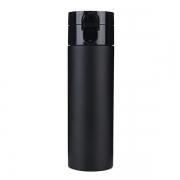 智能轻量杯翻盖保温杯 充电一键弹跳带提醒喝水保温杯 公司搞活动小礼品
