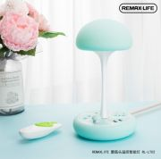 【REMAX】蘑菇头遥控智能灯 智能排插遥控灯 活动礼品送什么