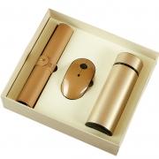 【静心系列】智能保温杯+鼠标垫+鼠标商务礼盒套装 周年庆纪念品