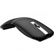 创意折叠可旋转无线蓝牙双模鼠标 可控制两台电脑 黑科技礼品