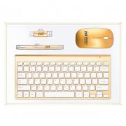 商务套装键盘+鼠标+U盘+签字笔四件套 给客户拜年礼品