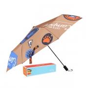 【大嘴猴】Paul Frank 时尚卡通元素折叠伞 送媒体礼品