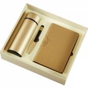 【静心系列】笔记本+智能保温杯+签字笔商务礼盒套装 周年庆纪念品